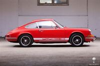1970 Porsche 911 911T - 68K Original KMs / Collector's Car