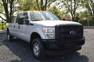 2014 Ford Super Duty F250 Srw XL CREW 4X4 A/C