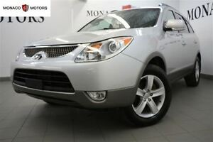 2010 Hyundai Veracruz AWD LEATHER SUNROOF FULL EQUIPPED 7P