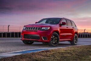 2018 Jeep Grand Cherokee New Car Trailhawk