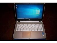15inch White hp Laptop Great for Work, Uni & School, Grab your self a bargain REDUCED £100 OFF !!