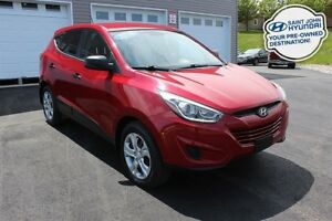 2014 Hyundai Tucson GL! ALL WHEEL DRIVE! HEATED SEATS!