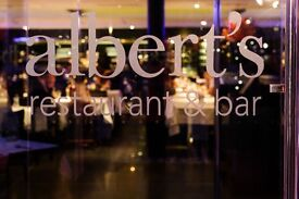 Junior Restaurant Manager, Albert's Shed, Castlefield, Manchester