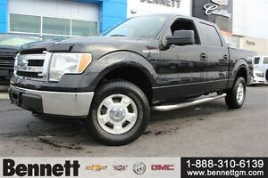 2013 Ford F-150 XLT - 5.0 V8 4x4, Remote Start, 6 Seater.