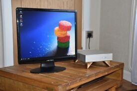 Bargain Designer Windows 10 Pro Micro Desktop PC with Intel Processor SSD WiFi Bluetooth