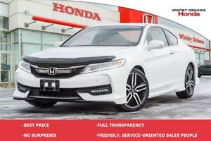 2016 Honda Accord Touring V6 | Automatic