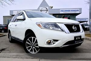 2015 Nissan Pathfinder SL *Leather|Heated seats|Rear view camera