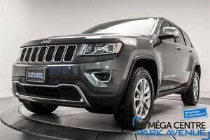 2016 Jeep Grand Cherokee Limited CUIR TOIT