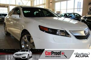 2014 Acura TL Elite   Finance from 0.9% Extended Acura Warranty