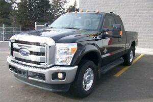 2014 Ford F-250 DIESEL XLT SUPERCAB SHORTBOX