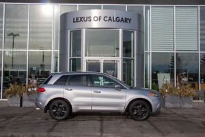 2007 Acura RDX 5 sp at Tech Package