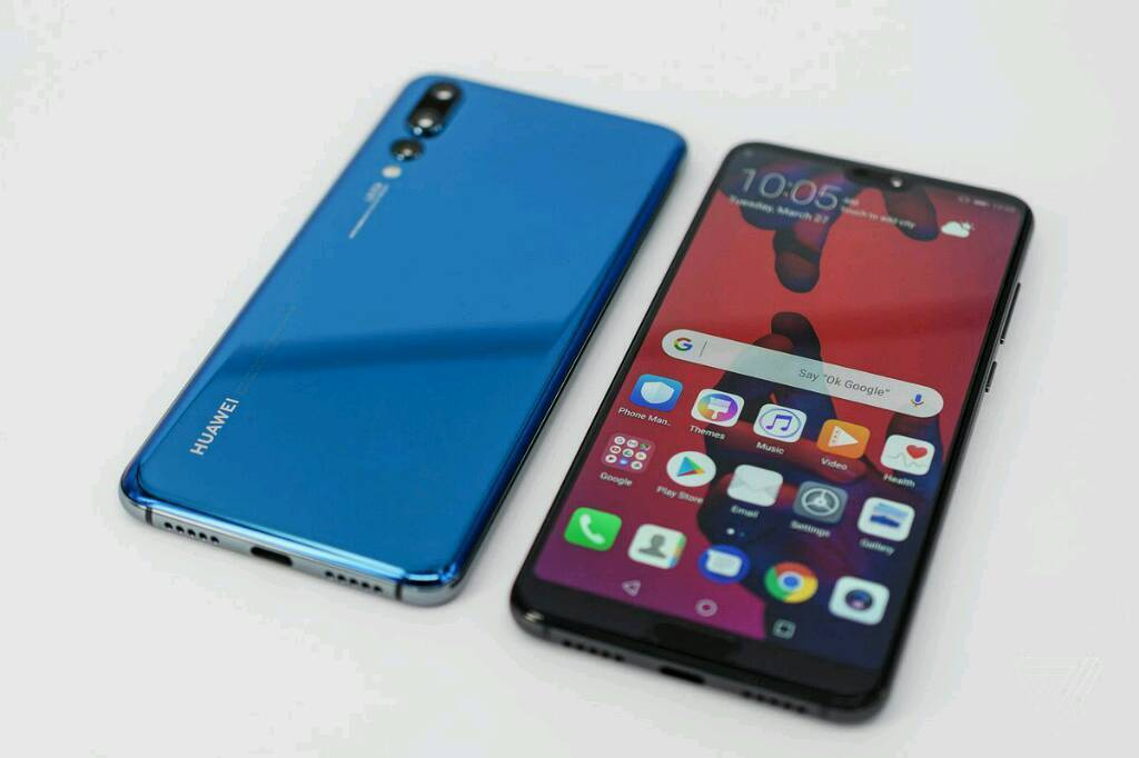 huawei p20 pro in midnight blue in hodge hill west midlands gumtree. Black Bedroom Furniture Sets. Home Design Ideas