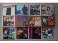 Bruce Springsteen CD Singles