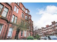 Immaculate Unfurnished First Floor Two Bedroom Flat to rent in Hyndland