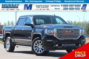 2016 GMC Sierra 1500 Denali*NAV SYSTEM,REMOTE START,HEATED SEATS