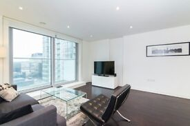 SPACIOUS 1 BED - PAN PENINSULA E14 - CANARY WHARF DOCKLANDS SOUTH QUAY LIMEHOUSE ISLE OF DOGS POPLAR