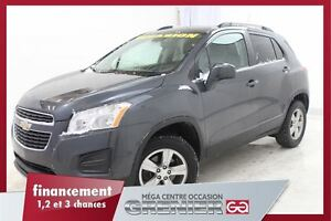 2014 Chevrolet Trax 1LT AWD *GROUPE ÉLECTRIQUE + BLUETOOTH+ MAGS