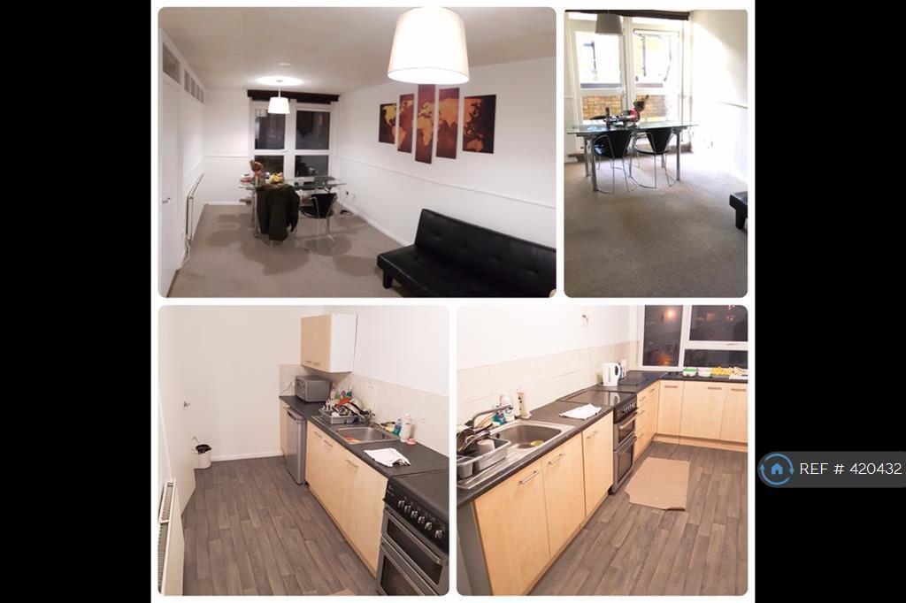 1 Bedroom In Avison Court Newcastle Upon Tyne Ne4 In Newcastle
