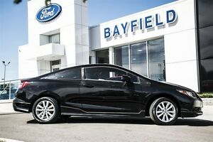 2012 Honda Civic Coupe EX-SR 5sp At Bayfield Ford Lincoln