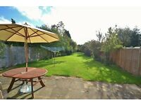 Spacious Unfurnished Semi-Detached House-Large Garden