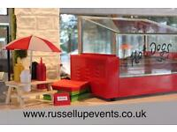 HOT DOGS/ SLUSH PUPPIES/ BOUNCY CASTLES & much more...