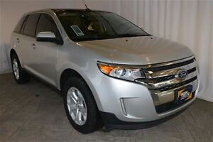 2013 Ford Edge SEL WITH LEATHER & MOONROOF