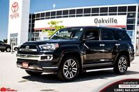 2014 Toyota 4Runner LIMITED,NAVIGATION,4WD,LEATHER,SUNROOF,7PASS