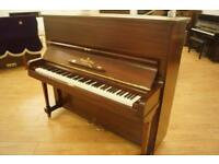 Steinway & Sons refurbished upright piano. Tuned and UK delivery available
