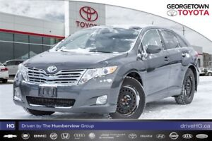 2012 Toyota Venza LEATHER SEATS,REAR VIEW CAMERA,A/C
