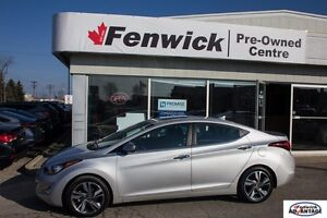 2014 Hyundai Elantra Limited - One Owner - Accident Free