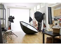 Studio Hire - Photography, Video, Photo shoots - London E1