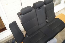 for sale BMW X3 fabric seats