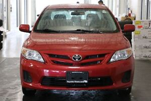 2011 Toyota Corolla SINGLE OWNER LOW MILEAGE CE London Ontario image 2