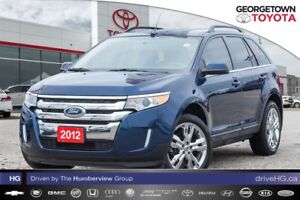 2012 Ford Edge Leather Seats,Backup Camera,Navigation