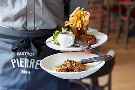 Sous Chef Up to £24,000 + Bonus + Tips