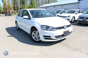2015 Volkswagen Golf A7 1.8 TSI 5-DOOR TRENDLINE AUTOMATIC