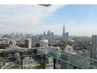 VACANT LUXURY FURNISHED 26TH FLOOR 1 BEDROOM APARTMENT - ONE THE ELEPHANT, ELEPHANT AND CASTLE SE1
