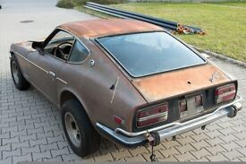WANTED BARN FIND CLASSIC PROJECT race rally CAR GALANT DATSUN COROLLA CELICA COLT 240Z 260Z