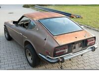 WANTED BARN FIND CLASSIC PROJECT CAR GALANT DATSUN COROLLA CELICA COLT 240Z 260Z
