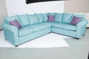 CANADIAN MADE FABRIC SECTIONALS ON SALE (AD 292) | LONG SECTIONAL COUCHES AT LOWEST PRICES