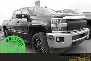 2015 Chevrolet SILVERADO 2500HD LTZ| Sun| Nav| Heat/Cool Leath|