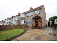 Specious 3 Bed 2 Bathrooms House is available now, Goodmayes , Ilford (Part DSS Wellcome)