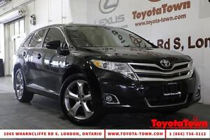 2015 Toyota Venza SINGLE OWNER V6 ALLOYS BACKUP CAMERA
