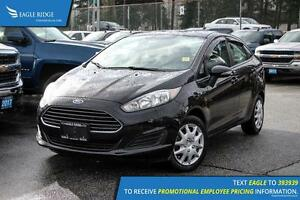 2014 Ford Fiesta SE AM/FM Radio and Air Conditioning