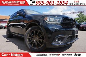 2017 Dodge Durango R/T| NAV| BLU-RAY| TECHNOLOGY GROUP| SUNROOF