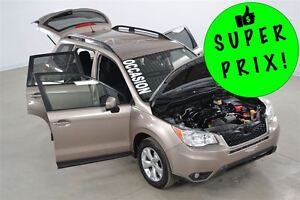 2014 Subaru Forester 4WD Mags+Camera de Recul+Sieges Chauffants