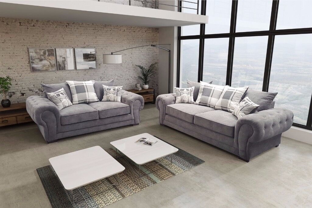 Luxury Verona Corner Sofa And Sets Uk Delivery Available