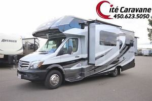2017 Forest River Sunseeker MBS 2400R / Solera 24R 2 extensions