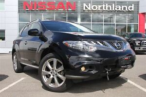 2014 Nissan Murano Platinum/Heated Seats/Back Up Cam/Leather