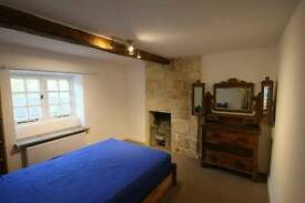 Double room to rent in lovely character cottage in Brimscombe